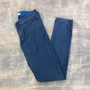 J Brand Jeggings was coated skinny jeans 29